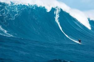 biggest waves